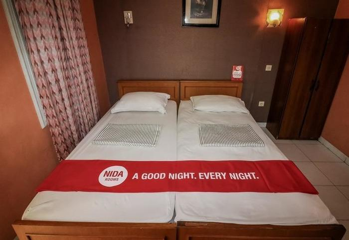 NIDA Rooms Setia Budi 24 Ring Road Medan Selayang - Kamar tamu