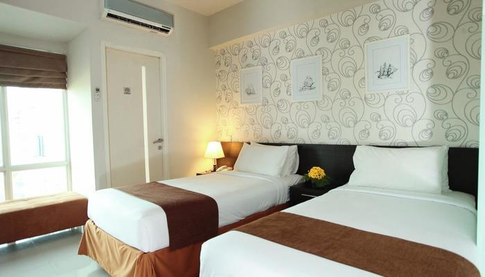 The Square Surabaya - Twin Bed