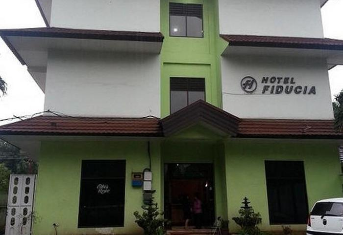 Hotel Fiducia Kaji - pemandangan