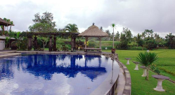 Bumi Ubud Resort Bali - Kolam Renang