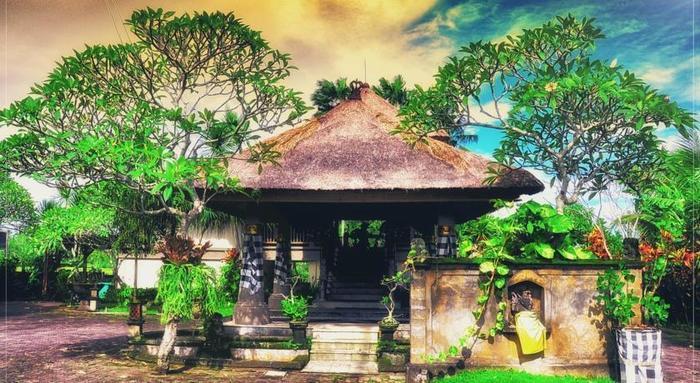 Bumi Ubud Resort Bali - Tampilan Luar