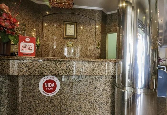 NIDA Rooms Makassar Jampea 1459 Wajo - Resepsionis