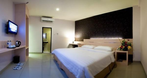 Cordela Hotel Medan - Deluxe Bussiness Double