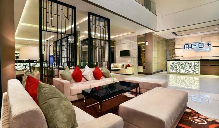 Hotel NEO+ Balikpapan Balikpapan - Lobby