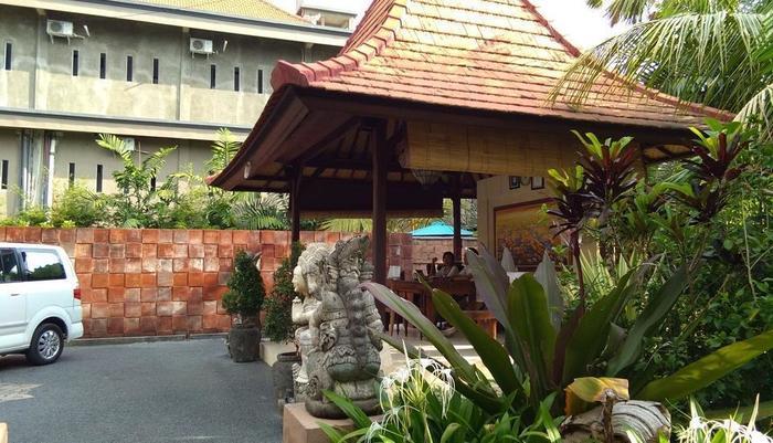 Inata Bisma Bali - Lobby