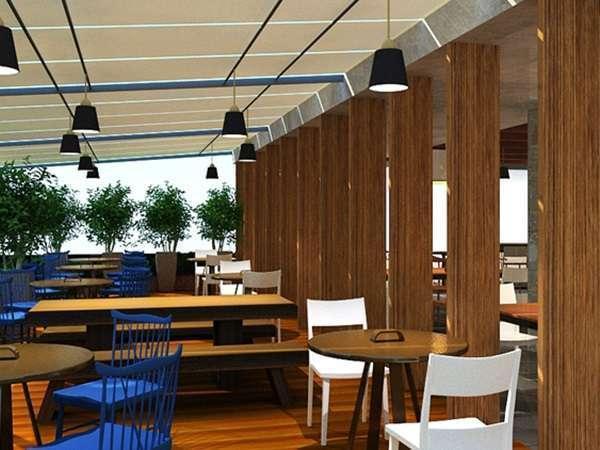 JS Luwansa Hotel Jakarta - Restoran