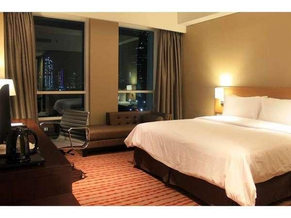 JS Luwansa Hotel Jakarta - Deluxe Tempat Tidur King
