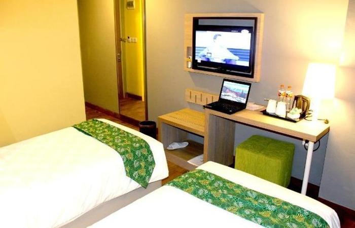Pesonna Hotel Tegal Tegal - Kamar tamu