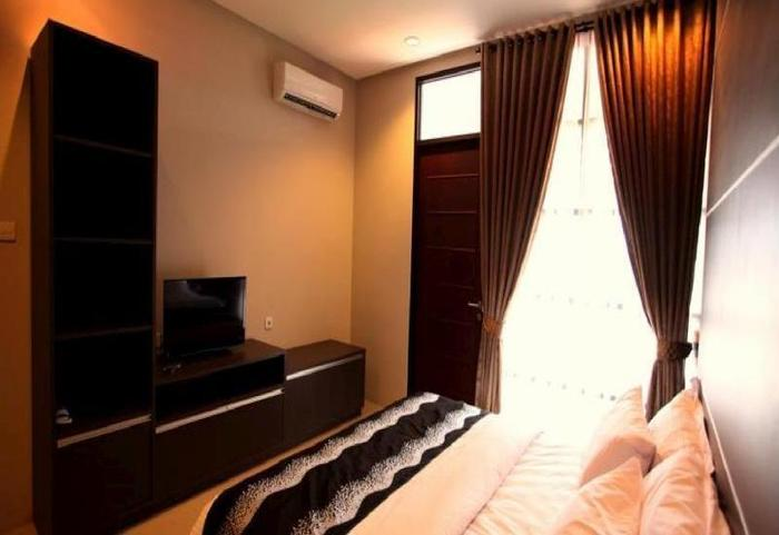 Kyriad Sadurengas Hotel Paser - Kamar tamu