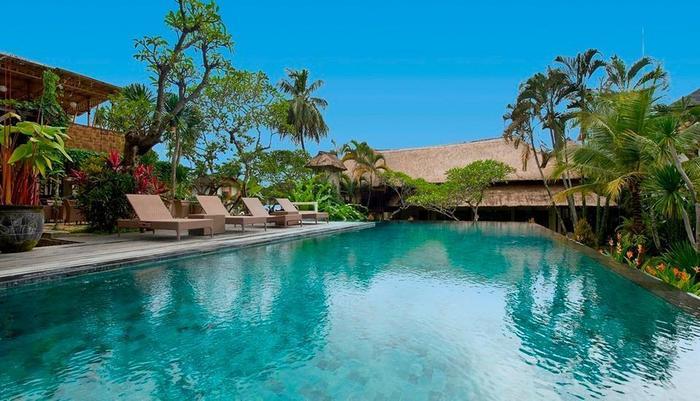 Pertiwi Resort & Spa Bali - Kolam Renang