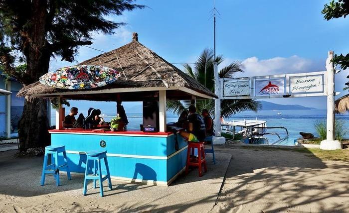 7SEAS Cottages Lombok - Beach
