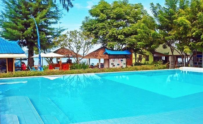 7SEAS Cottages Lombok - Pool