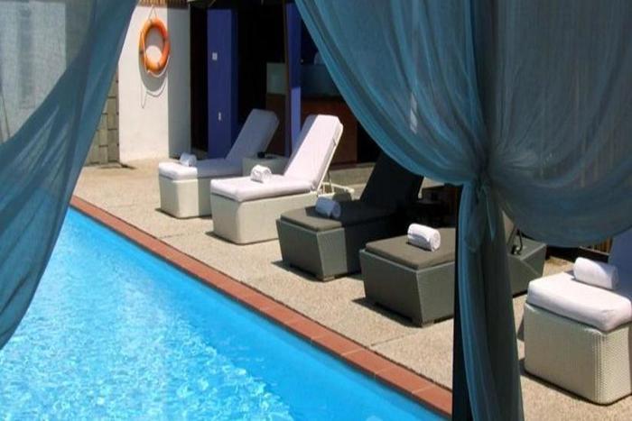 The L Hotel Seminyak - Kolam Renang