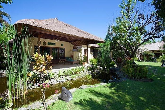 Taman Sari Bali Resort Bali - Turtle (19/June/2014)