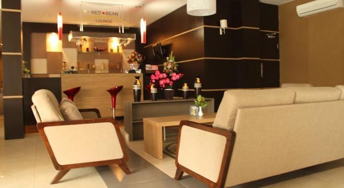 Hotel Zaira Pekanbaru - Lounge1