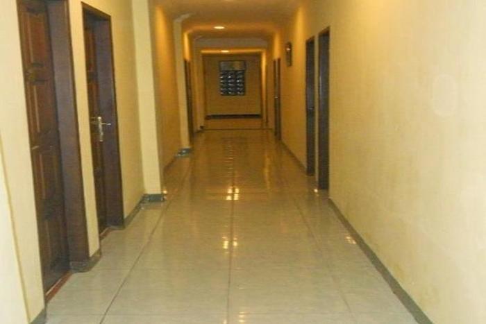 Hotel Parma Pekanbaru - Koridor