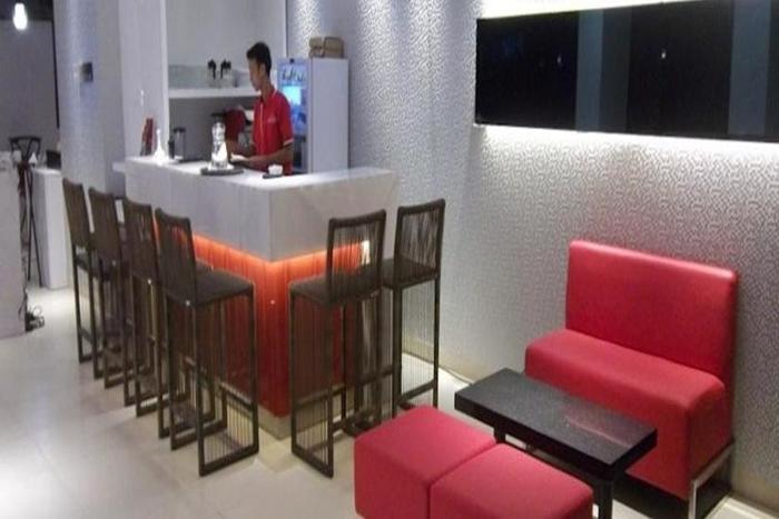 Redstar Hotel Jakarta - Dining Room