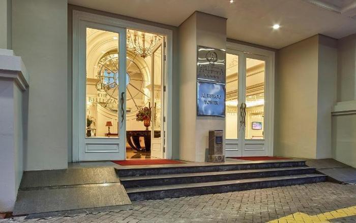 The Bellezza Suites Jakarta - Titik penjemputan