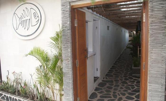 Scallywags Smugglers Hideaway Lombok - Eksterior