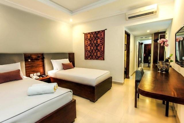 IDA Hotel Bali - Superior (28/Jan/2014)