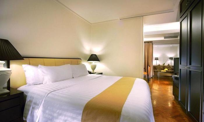 Aston Kuningan Suites Hotel Jakarta - Guest Room