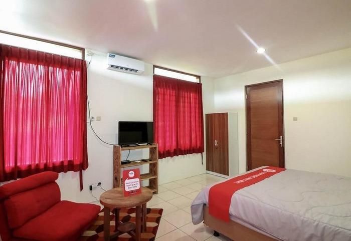 NIDA Rooms Kaliurang 20 Pakem Yogyakarta - Kamar tamu