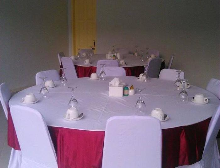 Sapadia Villa Balige Balige - Restaurant
