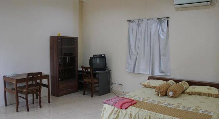 Imam Bonjol Hostel Semarang - Kamar tamu