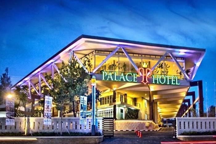 Palace Hotel Cipanas - Eksterior.