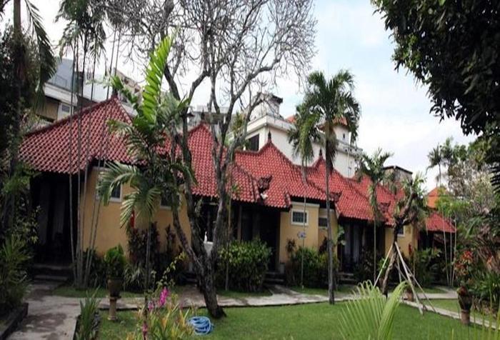 Puri Dalem Hotel Bali - Eksterior