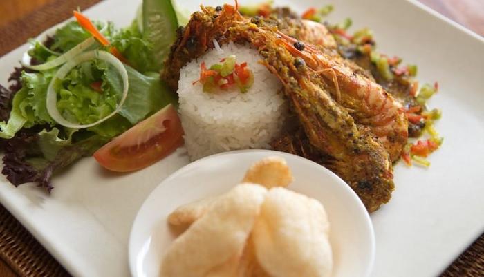 Puri Dalem Hotel Bali - Makanan