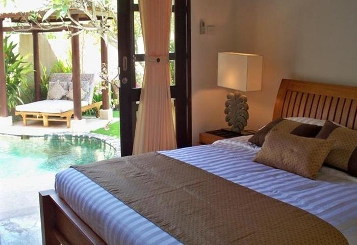 Benoa Quay Harbourside Villas Bali - Bedroom