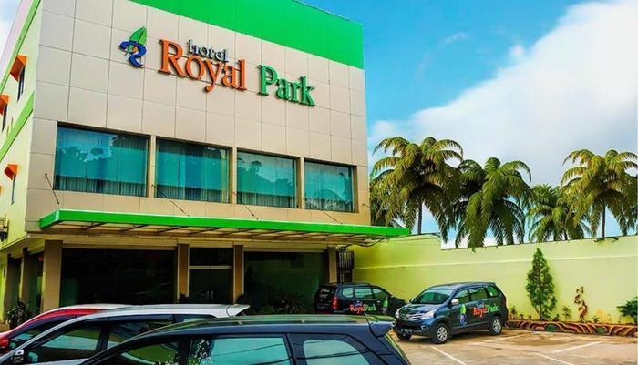 Hotel Royal Park Samarinda - Eksterior
