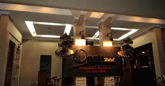Hotel Oasis Jogja - Lobi