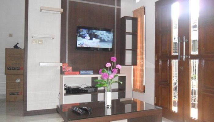 Simply Homy Guest House Pogung Yogyakarta - Ruang tamu
