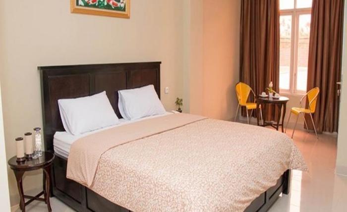 Albis Hotel Bandung - Kamar tamu