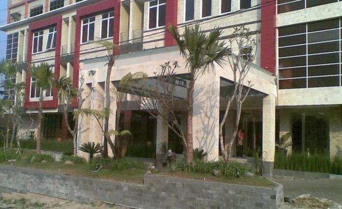 Albis Hotel Bandung - Eksterior
