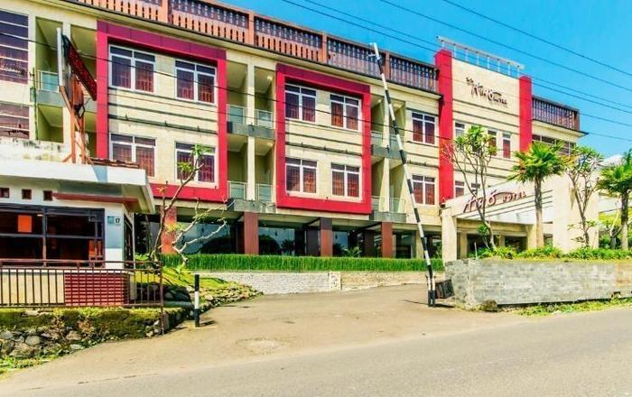 Albis Hotel Bandung - Hotel Building