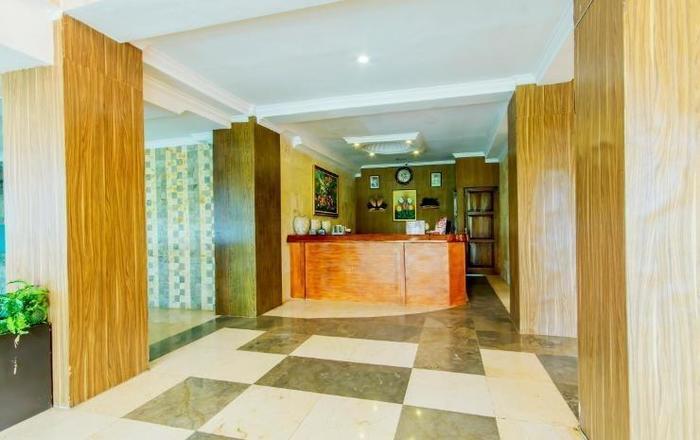 Albis Hotel Bandung - Lobby