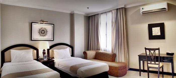 Puri Denpasar Jakarta - Deluxe Room