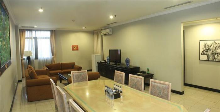 Puri Denpasar Jakarta - President Suite