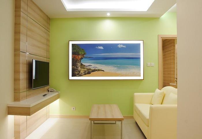 Puri Denpasar Jakarta - Modern Family Licing Room