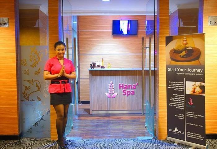 Puri Denpasar Jakarta - spa