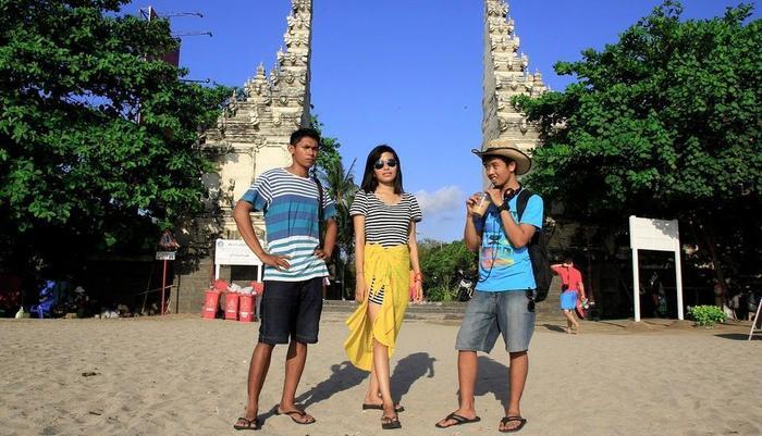 Loft Legian Bali - Pemandangan Pantai Kuta