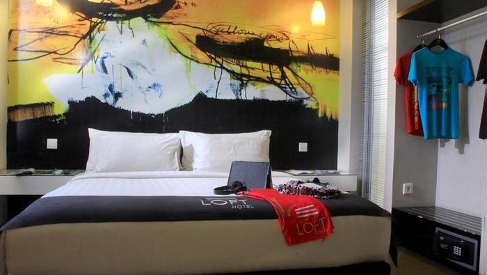 Loft Legian Bali - Kamar Superior Double bed