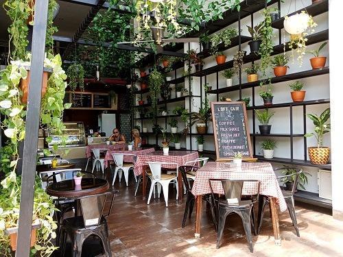 Loft Legian Bali - Restaurant