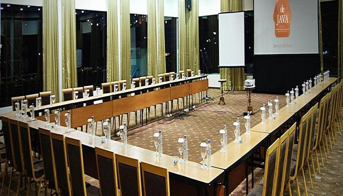 de JAVA Hotel Bandung - Ruang Rapat