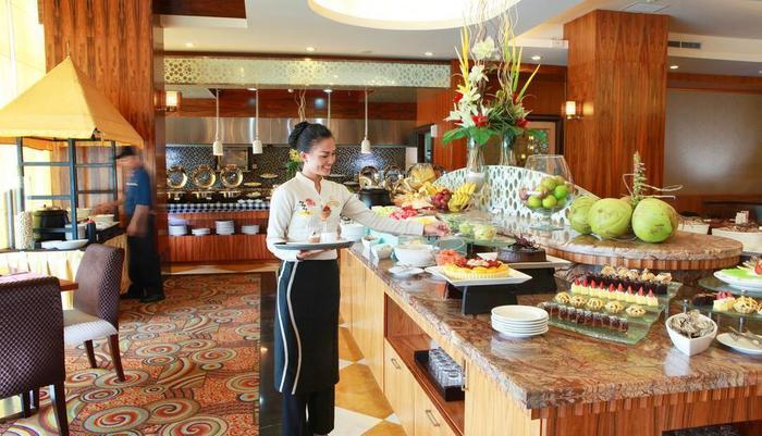 Swiss-Belhotel Manado - Restoran
