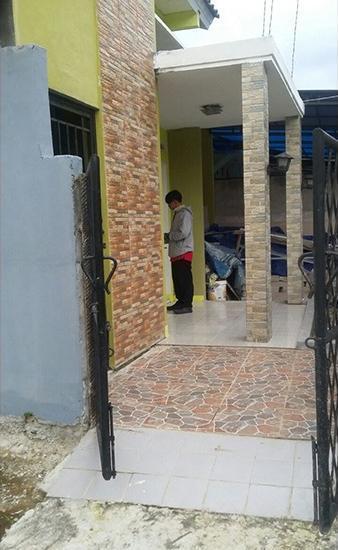 Khansa Homestay Depok - Exterior