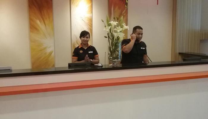 The Gloria Suites Jakarta - Front Office